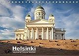 Helsinki - Hauptstadt am Finnischen Meerbusen (Tischkalender 2019 DIN A5 quer): Helsinki ist eine der faszinierensten Hauptstädte in Skandinavien (Monatskalender, 14 Seiten ) (CALVENDO Orte)