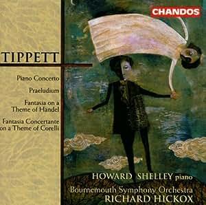 Concerto Pour Piano, Fantaisie Sur Un Thème De Haendel...
