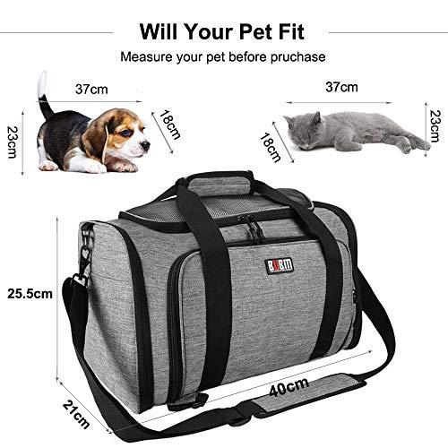 Zoom IMG-1 bemodst trasportino per animale domestico