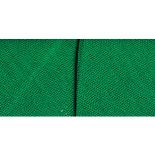 Double Fold Quilt Binding 7/8X3yd-Emerald by Wright's -