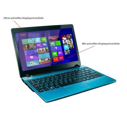 Maoni ANTIREFLEX (Anti-Fingerprint -seidenmatt) Display Schutz Folie Schutzfolien für Dell Latitude 14 7000-Series E7440 Touch -