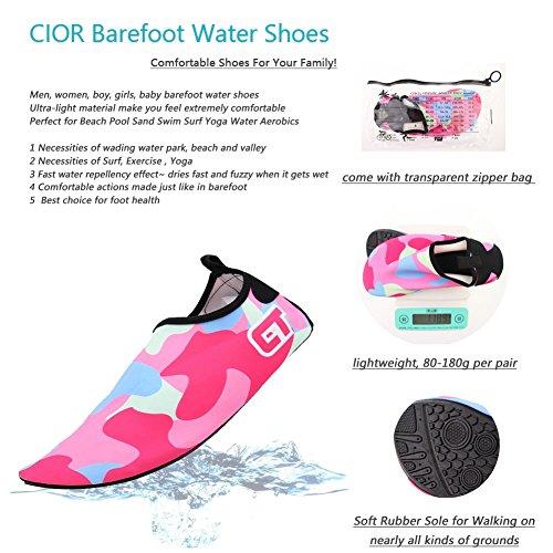Men Pool Surf Yoga For Dadasiy Water Barefoot dry Beach Socks Lightweight red Women Aqua Kids Exercise And Shoes Mutifunctional T Quick Za1nwBaT