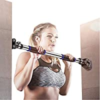 Home Horizontal Bar Pull Up Bar Doorway Chin Up Bar Horizontal Bar Home Gym Exercise Fitness