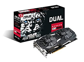 ASUS AMD Radeon RX 580 Dual Fan FH 4 GB GDDR5 PCI Express Ekran Kartı