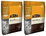 2x 11.4kg Acana Regionals Wild Prairie Trockenfutter für Hunde AVSL Bügelkopfhörer