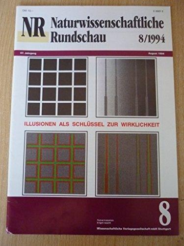NR Naturwissenschaftliche Rundschau 1994 Heft 8