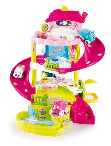 Smoby Toys, 130400, Véhicule Miniature Enfant, Eveil Enfant Electronique, Sweet Planet, Magic Palace, Sons et Lumières