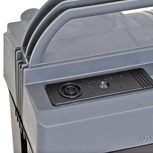 """Weidezaungerät (9V, 12V, 230V) """"AURES3"""" inkl. 9V Weidezaunbatterie und Zubehör, passend für den Elektrozaun und Weidezaun ihr Begleiter für die Weide Netzgerät, Batteriergerät - 3"""