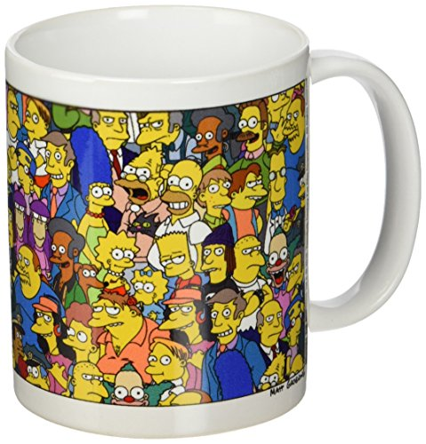 Pyramid International Simpsons Tazza Mug