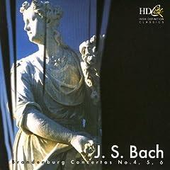 Bach: Brandenburg Concertos Nos. 4, 5, 6