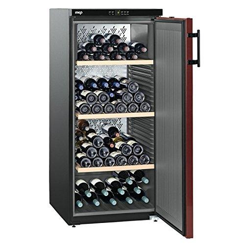 Cave à vin de vieillissement 164 bouteilles