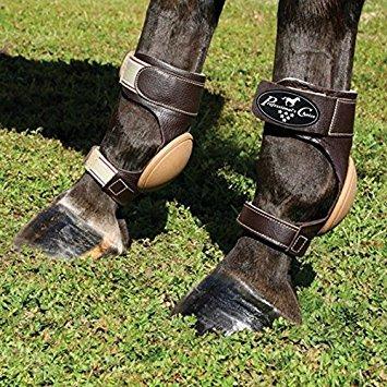 professsonals Wahl Leder Skid Boots -