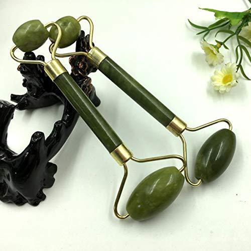 Jade Feuchtigkeitscreme (Noradtjcca Jade Roller mit Bonus Lymphmassage Video und Ebook vom Kosmetiker.Perfekt für natürliche Hautpflege und Puffiness.Verjüngen Sie Gesicht, Hals und Augen mit diesem Therapiewerkzeug)