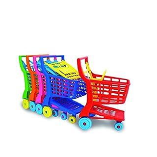 ADRIATIC 354 Tupiko Shopping Trolley Box, Multi-Color, One Size