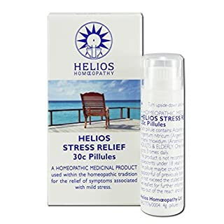 Helios Stress Relief Pillules