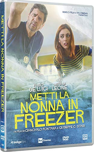 metti la nonna in freezer DVD Italian Import