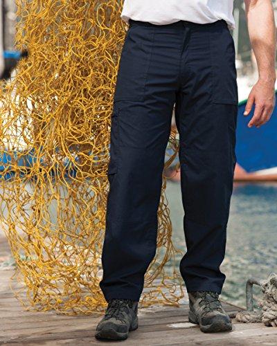 Regatta Action-Pantalon doublé pour homme Plusieurs poches Pantalon bas (Regular) Braun - braun
