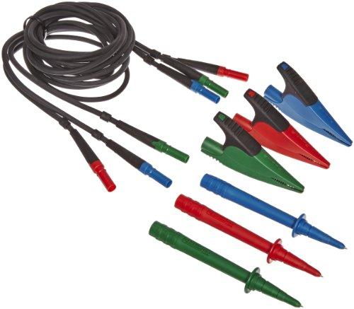 Fluke Industrie TL165X Standard Test Lead Set, 1650Serie