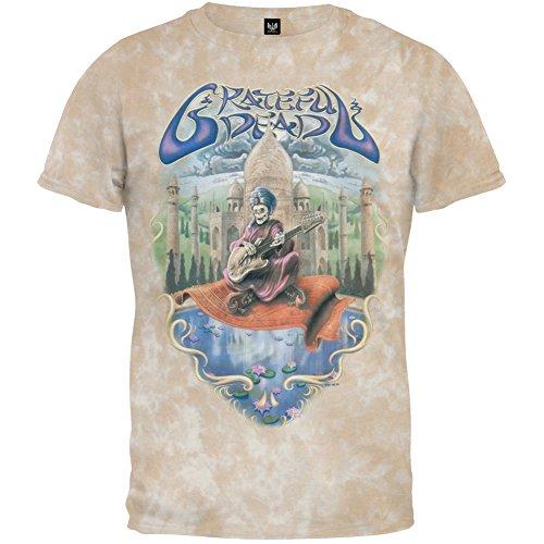 Grateful Dead-hemd (Grateful Dead-Taj Mahal Tie Dye Tee)