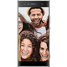 "Sony Xperia XA2 Ultra - Smartphone de 6"" FHD (Snapdragon 630, Octa Core 2.2 GHz, 4 GB de RAM, memoria interna de 32 GB, cámara de 23 MP, Android), color negro [Versión española]"