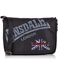 Lonsdale London Sac bandoulière 110076-1000-0 Noir