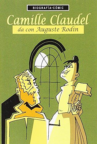 Camille Claudel da con Auguste Rodin por Willi Blöšss