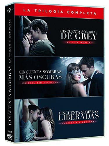 Foto de Cincuenta Sombras De Grey -  Películas 1-3 [DVD]