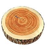 Hengsong Creative Natural Woods Design Log Soft Chair Cushion Pillows Gift Home Sofa (1#)