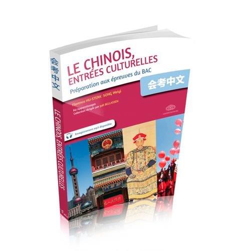 Le Chinois, Entrées Culturelles