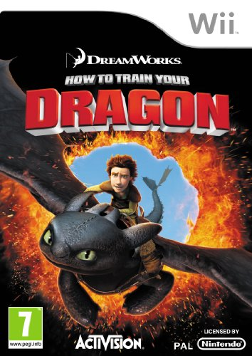 How To Train Your Dragon [UK Import] (Train To How Videospiel Dragon A)