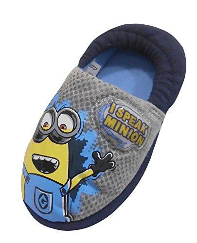 Foster Footwear Minions Zapatillas Boys Speak Speak Minion EU 27