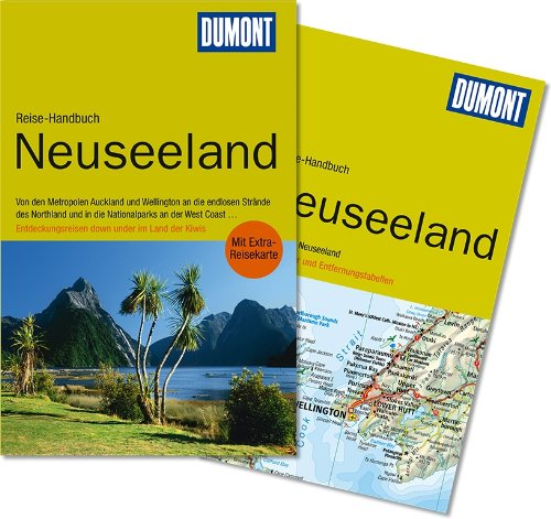 Reiseführer: Neuseeland, DuMont Reise-Handbuch