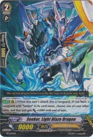 Cardfight!! Vanguard TCG - Seeker, Light Blaze Blaze Blaze Dragon (PR/0131EN) - Cardfight! Vanguard Promos by Cardfight!! Vanguard TCG | L'apparence élégante  b6eec0