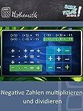 Negative Zahlen multiplizieren und dividieren - Schulfilm Mathematik