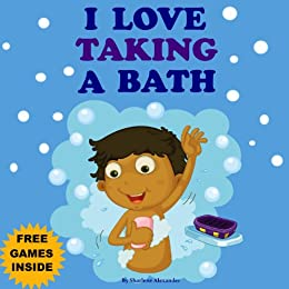 bathing games for kids children s book quot i taking a bath quot bedtime 10424
