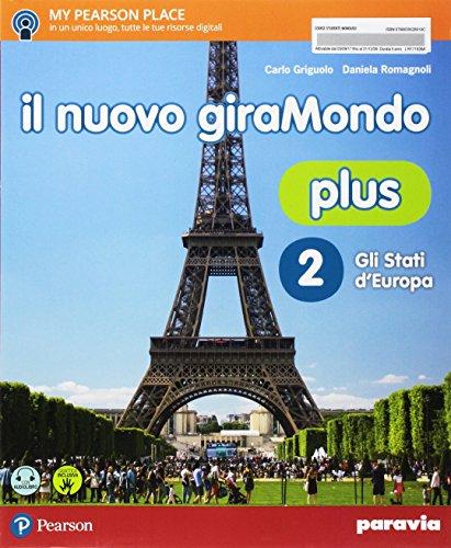 Il nuovo giramondo plus. Per la Scuola media. Con e-book. Con espansione online: 2