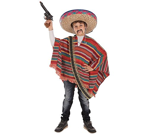 Imagen de llopis  disfraz infantil mexicano t 5