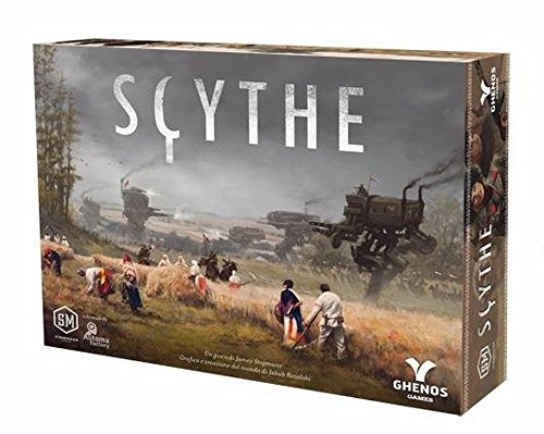 Ghenos Games Scyt-Juegos Scythe