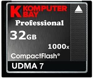 Komputerbay 32gb Professional 1000x Cf Compact Flash Computers Accessories