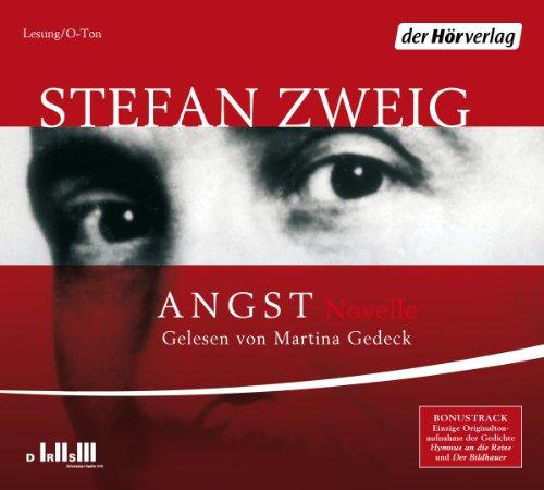 Download Angst: Bonustrack: einzige Orginaltonaufnahme der Gedichte Hymnus an die Reise und Der Bildhauer