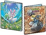 Pokemon- Cahier Soleil & Lune-Alliance Infaillible (SL10) -Capacité de Rangement : 252 Cartes, 85880, Accessoires