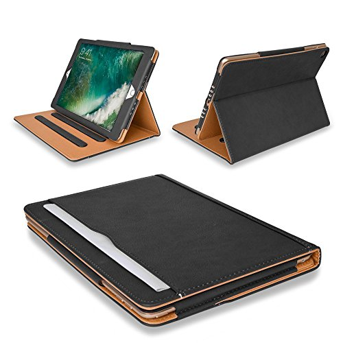 mofredr-new-black-tan-apple-ipad-97-inch-launched-2017-leather-case-mofredr-executive-multi-function