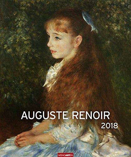 Auguste Renoir - Kalender 2018