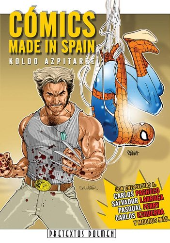 Cómics Made in Spain