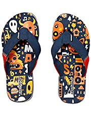 SOLETHREADS Doodle | Uber Cool | Fun | Colourful | Hip | Flip Flops for Kids