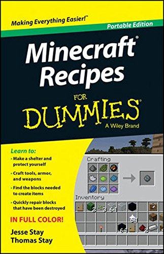 minecraft-recipes-for-dummies