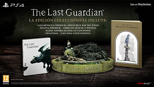 The Last Guardian - Edición Coleccionista