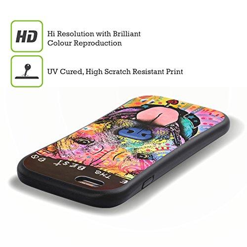 Ufficiale Dean Russo Biddie Cani 3 Case Ibrida per Apple iPhone 6 Plus / 6s Plus Miglior Cane