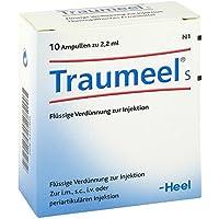 Traumeel S, 10 St. Ampullen preisvergleich bei billige-tabletten.eu