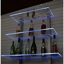 suchergebnis auf f r bar regal beleuchtet. Black Bedroom Furniture Sets. Home Design Ideas